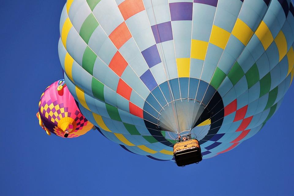 lễ hội khinh khí cầu ở Mỹ 3