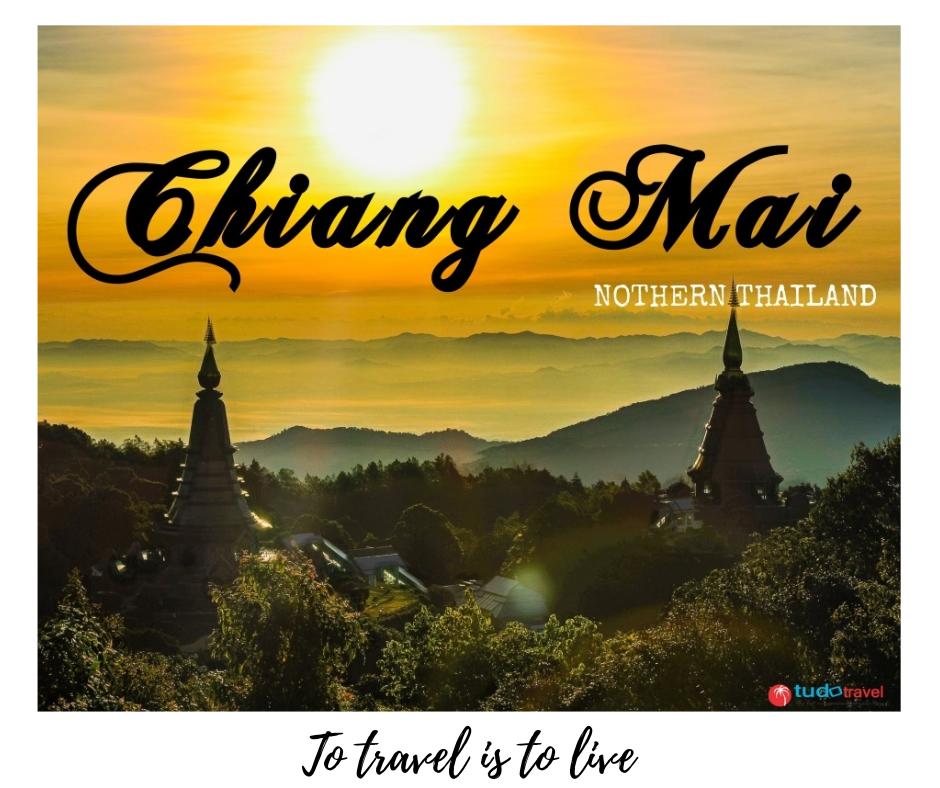 bước chậm lại ở Chiang Mai