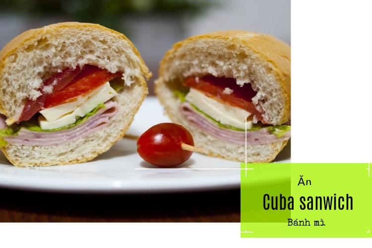 ăn ở Havana
