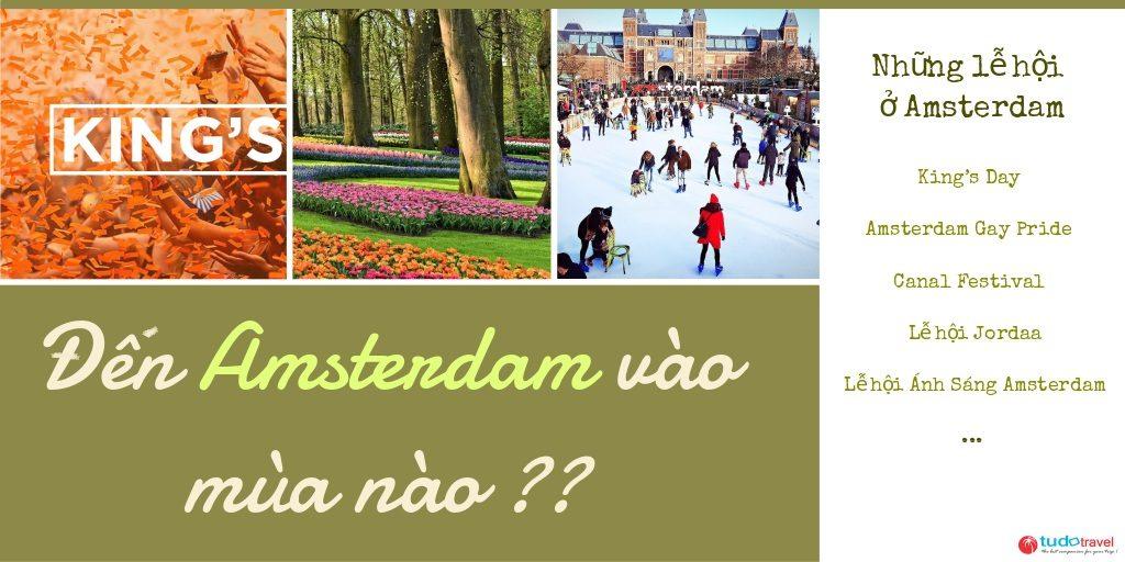 đến Amsterdam vào mùa nào ?
