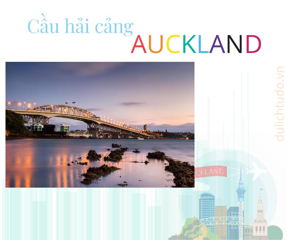 Cầu hải cảng Auckland