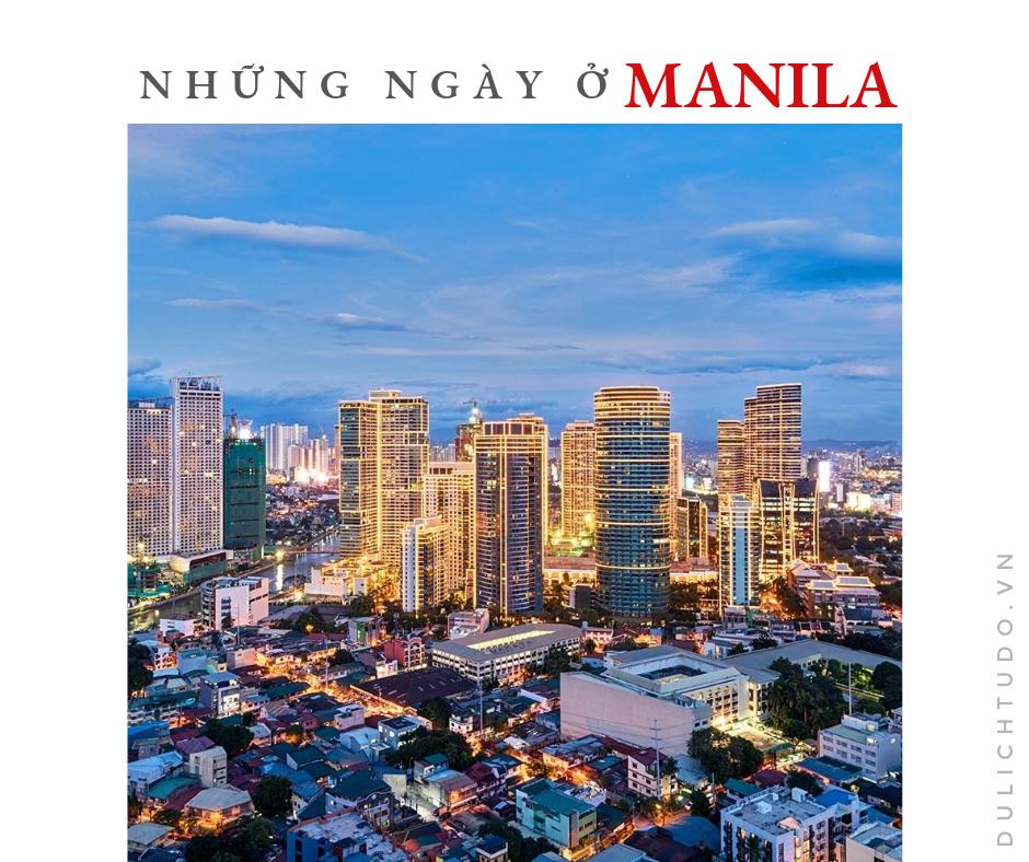Những ngày ở Manila