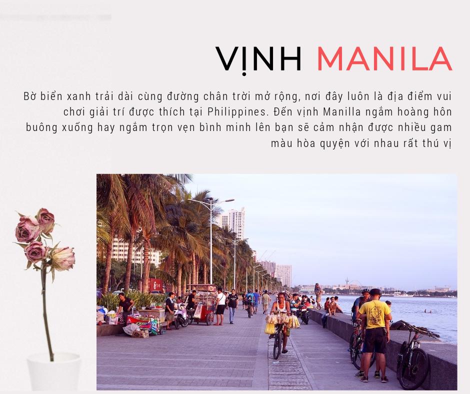 vịnh Manila