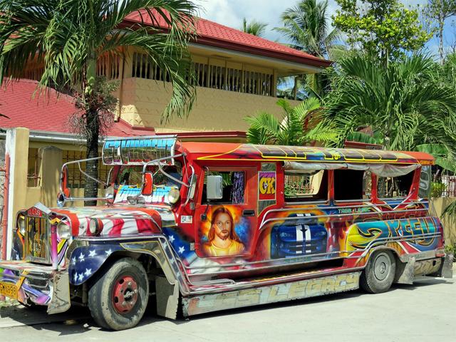 di chuyển ở Manila