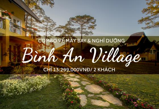 Bình An village 1