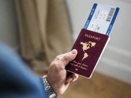 mất hộ chiếu ở nước ngoài