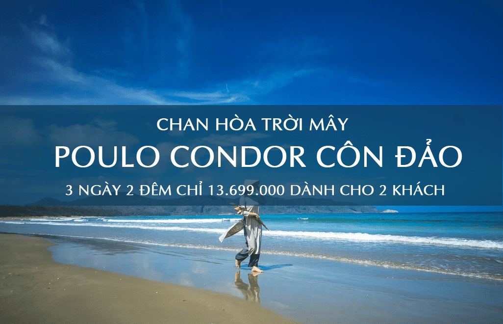 Poulo Condor Côn Đảo