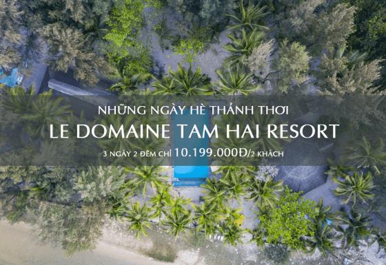 LE DOMAINE TAM HAI RESORT