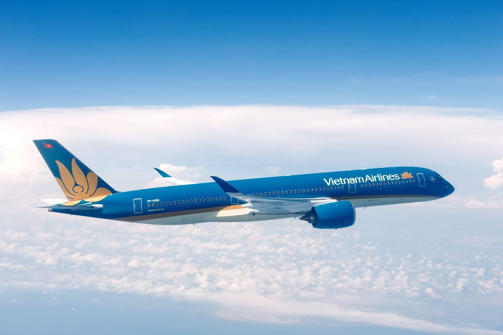 giá vé máy bay Vietnamairline