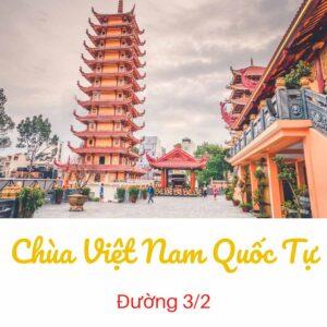 Chùa Việt Nam Quốc Tự