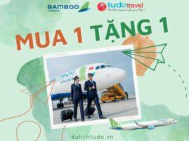 Bamboo Airways mua 1 tặng 1